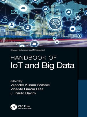 cover image of Handbook of IoT and Big Data